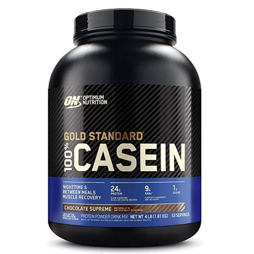 100% CASEIN PROTEIN 4 LBS OPTIMUM NUTRITION