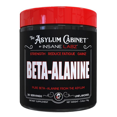 BETA ALANINA 30 SERV INSANE LABZ