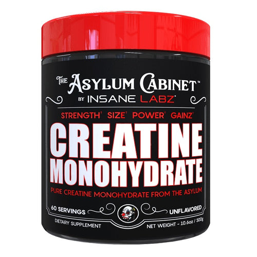 CREATINA 300 GMS INSANE LABZ