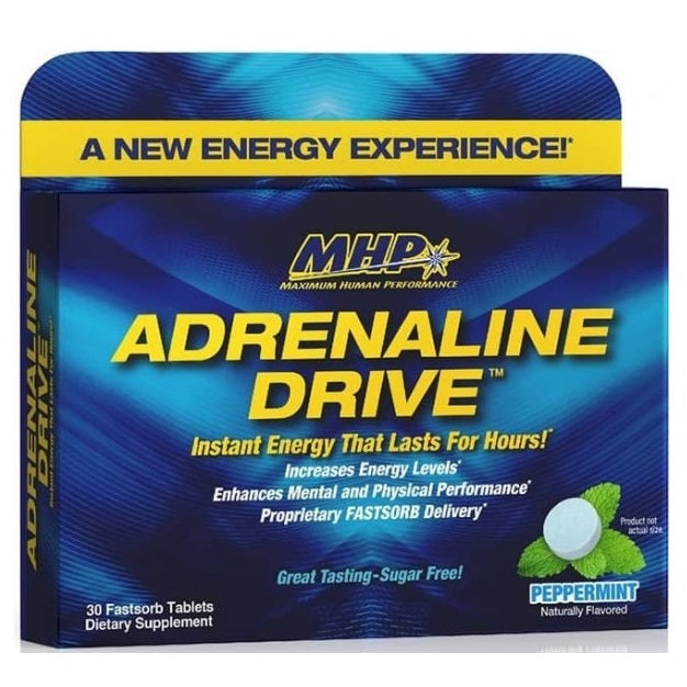 ADRENALINE DRIVE 30 TABS MHP