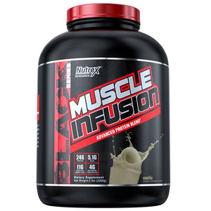 MUSCLE INFUSION 5 LBS NUTREX - SDM Suplementos Deportivos