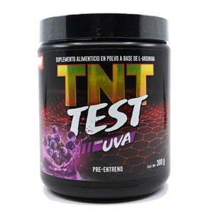 TNT TEST 30 SERV ADVANCE NUTRITION - SDM Suplementos Deportivos