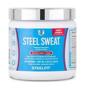 STEEL SWEAT 150 GMS QUEMADOR STEEL FIT