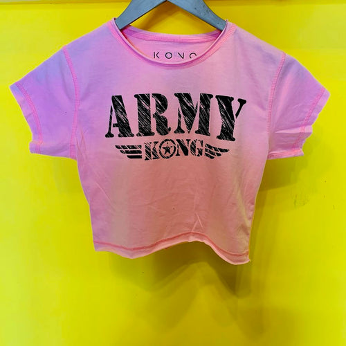TOP ARMY KONG UNITALLA KONG CLOTHING