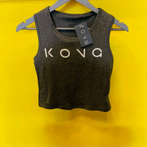 CAMISETA TOP GRIS UNITALLA KONG CLOTHING
