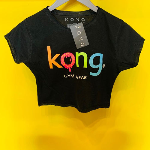 TOP KONG GYM WEAR COLORES UNITALLA KONG CLOTHING