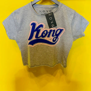 TOP KONG GRIS UNITALLA KONG CLOTHING