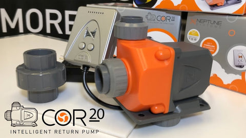 Neptune Apex COR-20 Intelligent return Pump (2000 GPH)