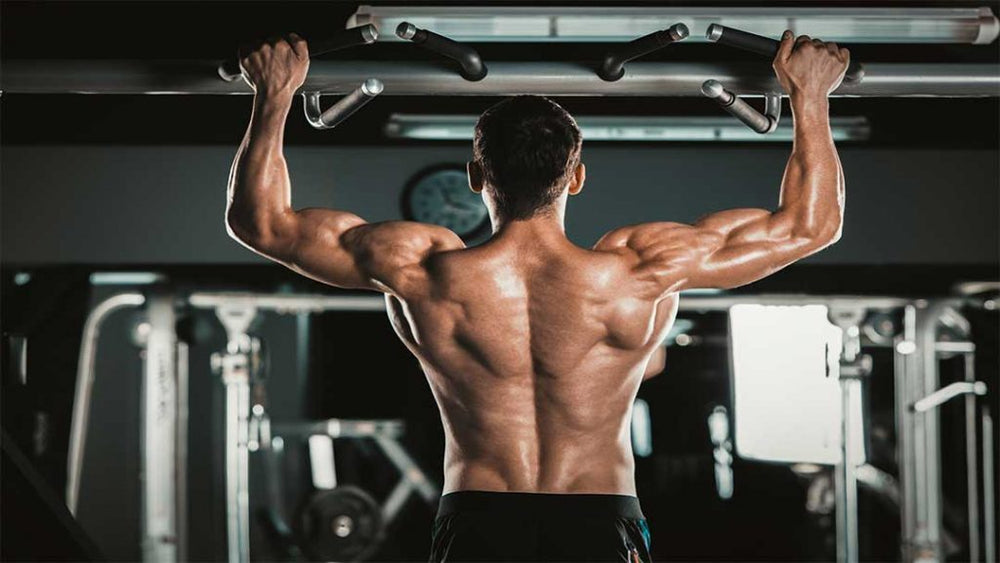 How To Do Pull-Ups For A Bigger And Shredded Back