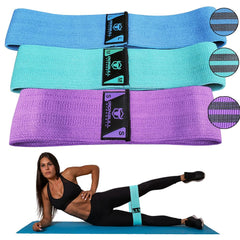 3-bands-kit resistance bands leg abduction exercise