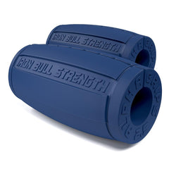 dark-blue alpha grips 2.5 inches Iron Bull Strength