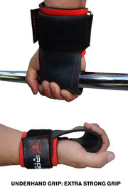 all ez gripz weight ligting straps second way to use