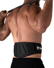 black squat and powerlifting belt