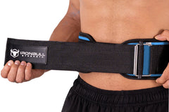 cyan how to wear weight lifting belt