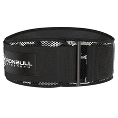 camo-white iron bull strength 6 inches weightlifting belt