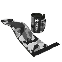 camo-white wrist protection wrap iron bull strength