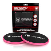 black-pink power gliders packaging