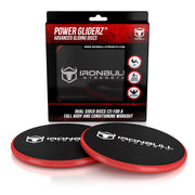black-red power gliders packaging