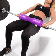 purple iron bull strength squat pad hip thrust