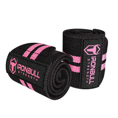 black-pink women wrist wraps wrist protection