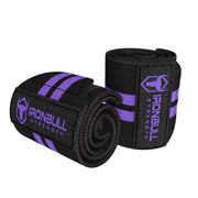 black-purple women wrist wraps wrist protection