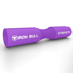 purple iron bull strength squat pad