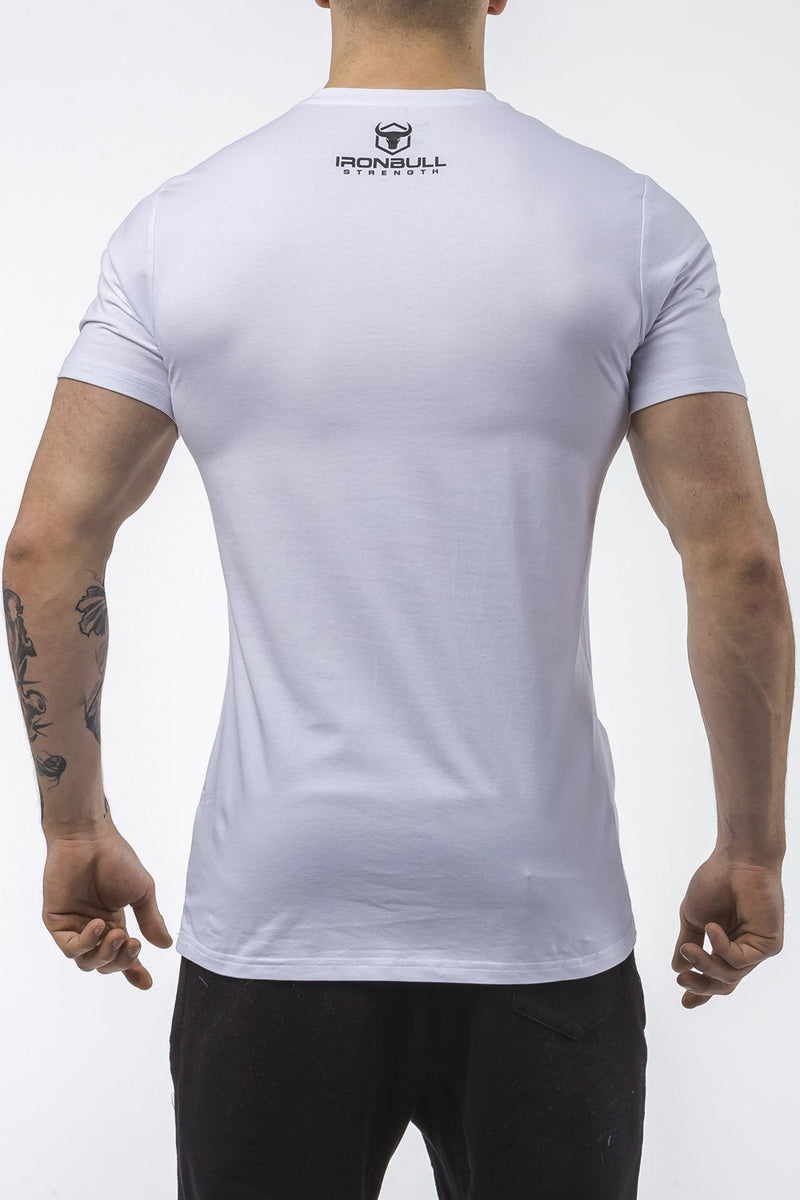 white classic series cotton comfortable soft shirt