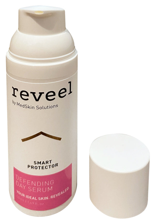 Defending Day Serum reveel envase airles