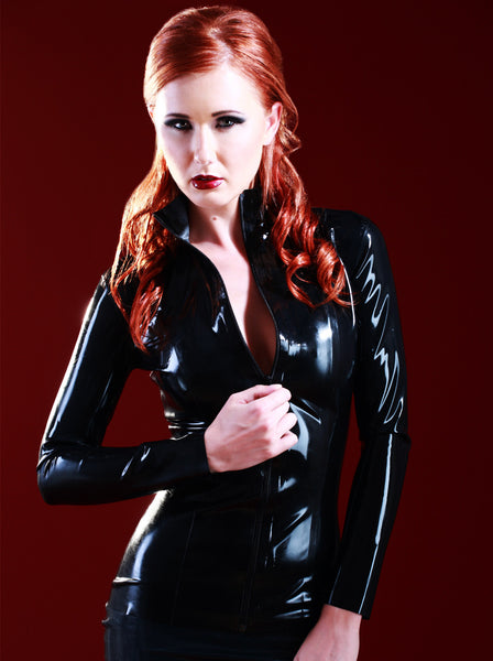 Latex Mistress Jacket