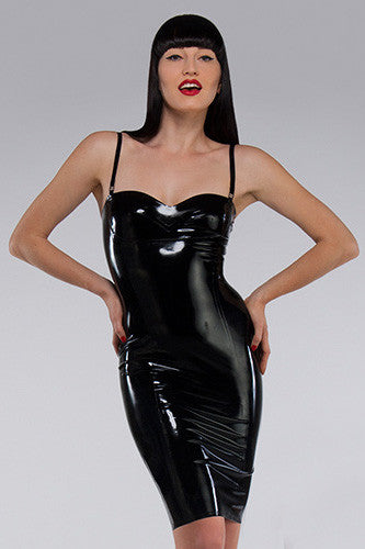 Handmade Latex Newmar Dress