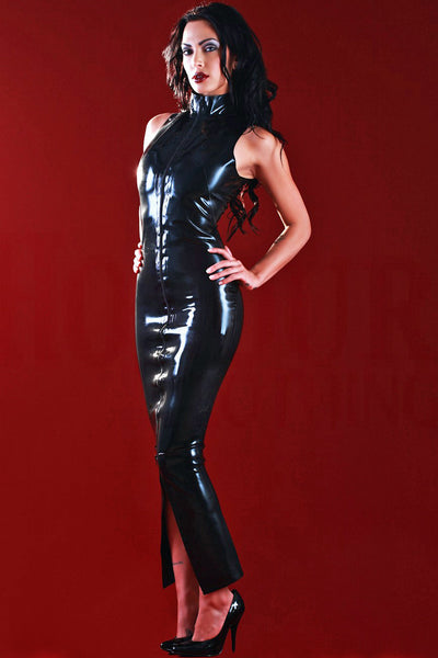 Latex Cosmopolitan Dress