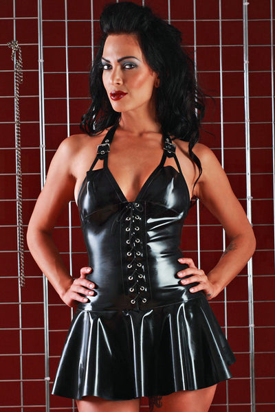 Latex Bondarella Dress