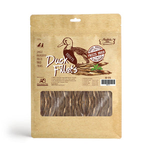 Absolute Bites Duck Fillet Freeze-Dried Pet Treats (2 Sizes)