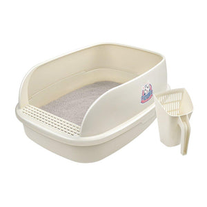 Catidea Big Bread XL Cat Litter Box.Happy Hoomans