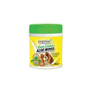 Espree Ear Care Wipes for Dogs, 60 Pcs.Happy Hoomans