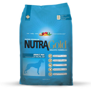 NutraGold Holistic Adult Dog Dry Food, 3kg - Happy Hoomans