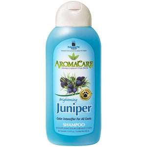 PPP Aromacare Brightening Juniper Pet Shampoo, 400ml - Happy Hoomans