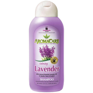 PPP Aromacare Calming Lavender Pet Shampoo, 400ml - Happy Hoomans