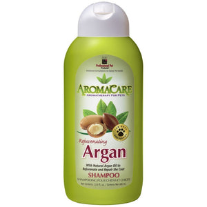 PPP Aromacare Rejuvenating Argan Pet Shampoo, 400ml - Happy Hoomans