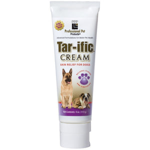 PPP Tar-ific Skin Relief Cream, 113g - Happy Hoomans