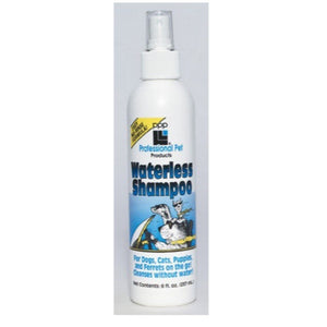 PPP Waterless Pet Shampoo Spray, 237ml - Happy Hoomans