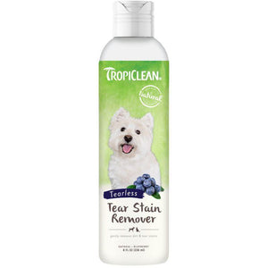 Tropiclean Tear Stain Remover, 8oz - Happy Hoomans