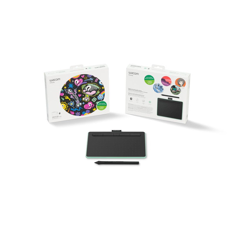 Wacom Intuos Small Bluetooth (4096 levels)