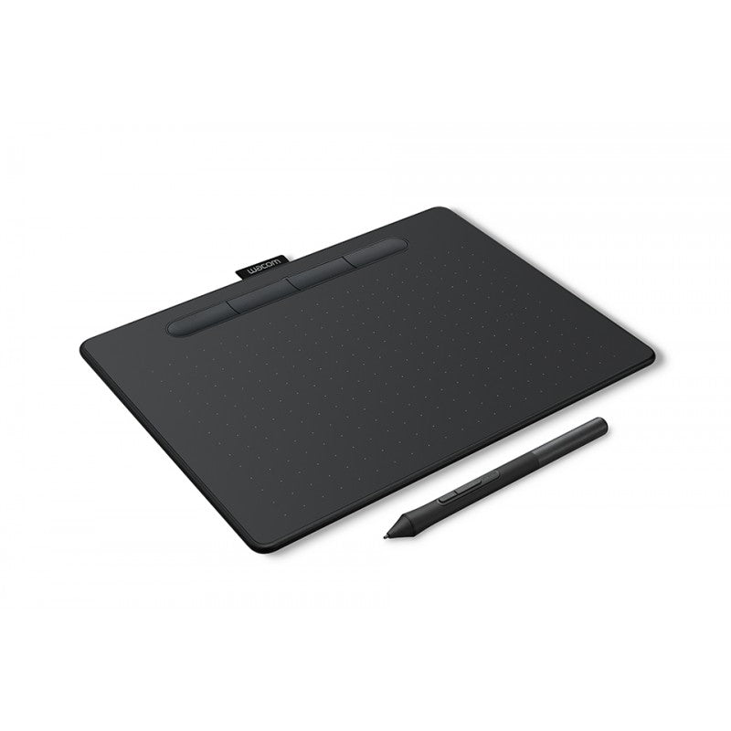 Wacom Intuos Medium, Black (4096 levels)