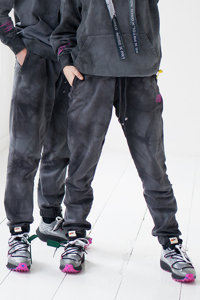 GREG NOISE X PRTCL JOGGING PANTS