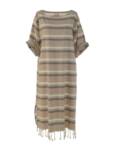 Begonville Maxi Dress Canyon Cotton Maxi Dress