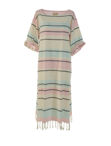 Begonville Maxi Dress Elsa Cotton Maxi Dress