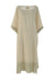 Begonville Maxi Dress Bruce Linen Maxi Dress Green