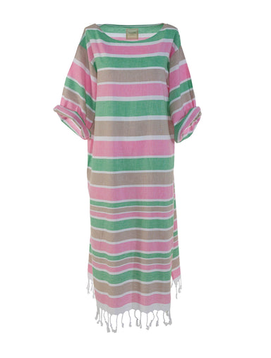 Begonville Maxi Dress Dilan Cotton Maxi Dress Hippy
