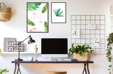 home office decorating for working from home